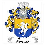 Romano_Italian.jpg Square Car Magnet 3