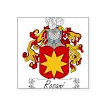 Rosani_Italian.jpg Square Sticker 3