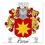 Rosani_Italian.jpg Square Car Magnet 3