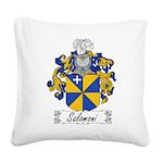 Salomoni_Italian.jpg Square Canvas Pillow
