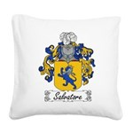 Salvatore_Italian.jpg Square Canvas Pillow