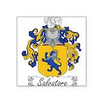 Salvatore_Italian.jpg Square Sticker 3