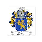 Salvo_Italian.jpg Square Sticker 3