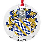 Sesso_Italian.jpg Round Ornament