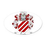 Sesto_Italian.jpg Oval Car Magnet