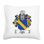 Sofia_Italian.jpg Square Canvas Pillow