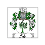 Sola_Italian.jpg Square Sticker 3