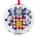 Solari_Italian.jpg Round Ornament