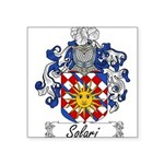Solari_Italian.jpg Square Sticker 3