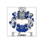 Somma_Italian.jpg Square Sticker 3