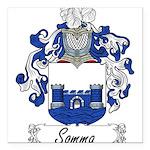 Somma_Italian.jpg Square Car Magnet 3