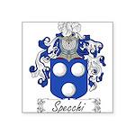 Specchi_Italian.jpg Square Sticker 3