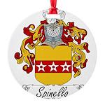 Spinello_Italian.jpg Round Ornament