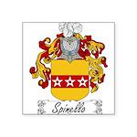 Spinello_Italian.jpg Square Sticker 3
