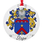 Stagni_Italian.jpg Round Ornament
