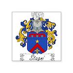 Stagni_Italian.jpg Square Sticker 3