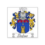 Stefano_Italian.jpg Square Sticker 3
