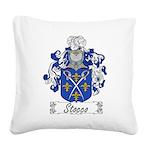 Stocco_Italian.jpg Square Canvas Pillow