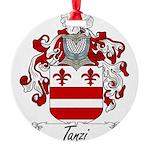 Tanzi_Italian.jpg Round Ornament