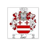 Tanzi_Italian.jpg Square Sticker 3