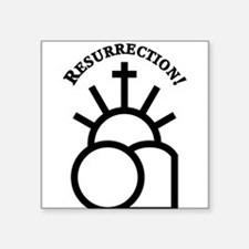 Resurrection Sticker