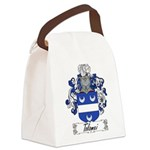 Tolomei Family Crest Canvas Lunch Bag