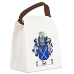 Tonti Coat of Arms Canvas Lunch Bag