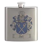 Tonti Coat of Arms Flask