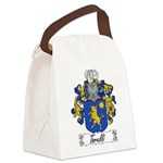 Torelli Coat of Arms Canvas Lunch Bag