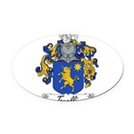 Torelli Coat of Arms Oval Car Magnet