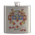 Walker Coat of Arms Flask