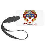 Walker Coat of Arms Large Luggage Tag