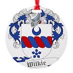 Wilkie-Scottish-9.jpg Round Ornament