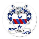 Wilkie-Scottish-9.jpg Round Car Magnet