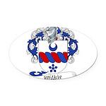 Wilkie-Scottish-9.jpg Oval Car Magnet