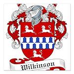 Wilkinson-Scottish-9.jpg Square Car Magnet 3