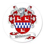 Wilkinson-Scottish-9.jpg Round Car Magnet