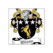 "Wilson (Fingach)-Scottish-9.jpg Square Sticker 3"""