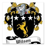 Wilson (Fingach)-Scottish-9.jpg Square Car Magnet