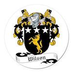 Wilson (Fingach)-Scottish-9.jpg Round Car Magnet