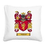 Aalund.jpg Square Canvas Pillow