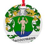 Wassermann_6.jpg Round Ornament