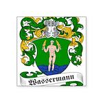 Wassermann_6.jpg Square Sticker 3