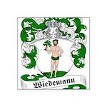 Wiedemann_6.jpg Square Sticker 3