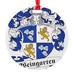 Weingarten_6.jpg Round Ornament