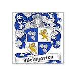 Weingarten_6.jpg Square Sticker 3