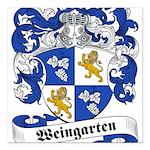 Weingarten_6.jpg Square Car Magnet 3