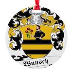 Wunsch_6.jpg Round Ornament