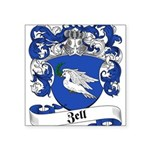 Zell_6.jpg Square Sticker 3