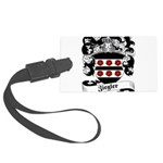 Ziegler Coat of Arms Large Luggage Tag